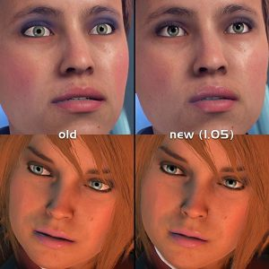 Mass Effect Andromeda publishes the patch 1.05 that improves, among other things, facial expressions