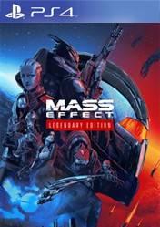 Buy Mass Effect Legendary Edition PS4 CD Key