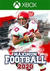 Buy Cheap Maximum Football 2020 XBOX ONE CD Key