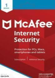 Buy Cheap McAfee Internet Security 2019 PC CD Key