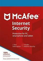 Buy Cheap McAfee Internet Security 2021 PC CD Key