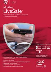 Buy Cheap McAfee Live Safe 2015 PC CD Key
