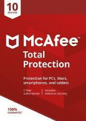 Buy Cheap McAfee Total Security 2019 PC CD Key