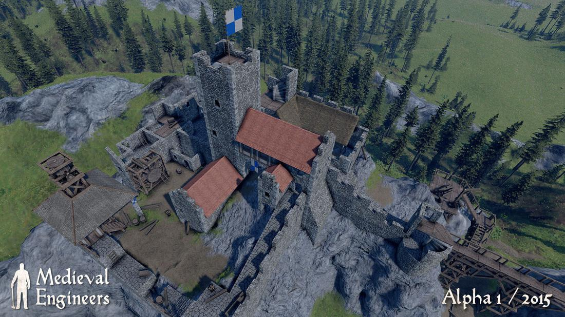 Medieval Engineers PC Screenshot