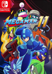 Buy Cheap Mega Man 11 NINTENDO SWITCH CD Key