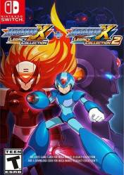 Buy Cheap MEGA MAN X LEGACY COLLECTION 1+2 NINTENDO SWITCH CD Key