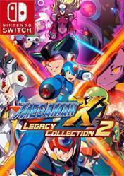 Buy Cheap Mega Man X Legacy Collection 2 NINTENDO SWITCH CD Key