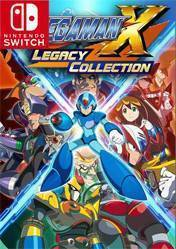 Buy Cheap Mega Man X Legacy Collection NINTENDO SWITCH CD Key