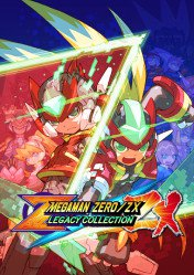 Buy Cheap Mega Man Zero/ZX Legacy Collection PC CD Key