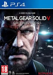 Buy Metal Gear Solid V: Ground Zeroes PS4 CD Key