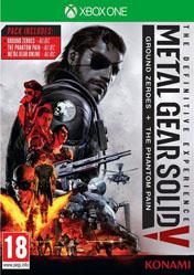 Buy Metal Gear Solid V The Definitive Experience Xbox One