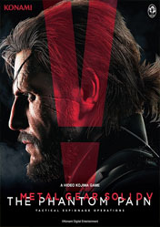 Buy Metal Gear Solid V: The Phantom Pain pc cd key for Steam
