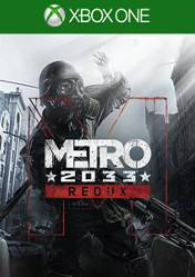 Buy Metro 2033 Redux Xbox One