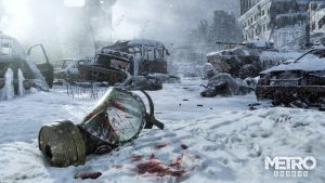 Metro 2033: the movie won't be happening, at least for the moment