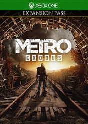 Buy Metro Exodus Expansion Pass XBOX ONE CD Key