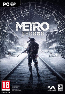 Metro Exodus PC CD Key