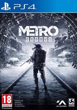 Buy Metro Exodus PS4