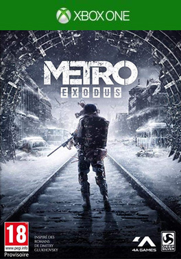 Buy Metro Exodus XBOX ONE CD Key