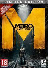 Buy Metro Last Light Limited Edition PC CD Key