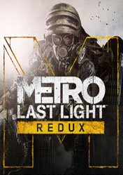 Buy Metro Last Light Redux PC CD Key