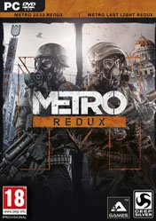 Buy Cheap Metro Redux Bundle PC CD Key
