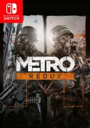 Buy Cheap Metro Redux NINTENDO SWITCH CD Key