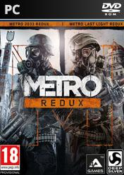 Buy Metro Redux PC Games for Steam