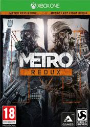 Buy Cheap Metro Redux XBOX ONE CD Key