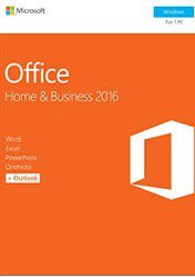 Buy Cheap Microsoft Office Home And Business 2016 PC CD Key