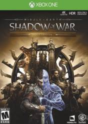 Buy Middle Earth Shadow of War Gold Edition XBOX ONE CD Key