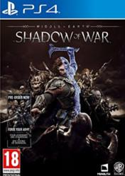 Buy Cheap Middle Earth Shadow of War PS4 CD Key