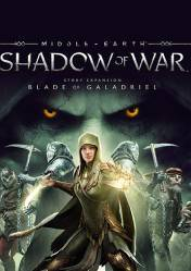 Buy Middle-earth: Shadow of War The Blade of Galadriel Story Expansion PC CD Key