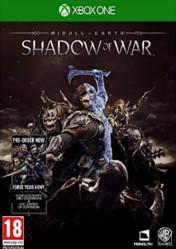 Buy Middle Earth Shadow of War Xbox One