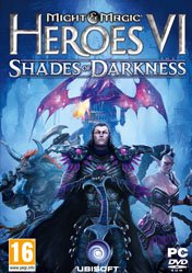 Buy Might and Magic Heroes VI Shades of Darkness pc cd key for Uplay