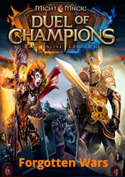 Buy Cheap Might & Magic Duel of Champions Forgotten Wars PC CD Key