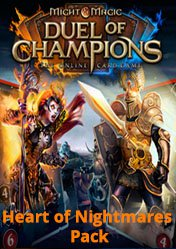 Buy Cheap Might & Magic Duel of Champions Heart of Nightmares PC CD Key