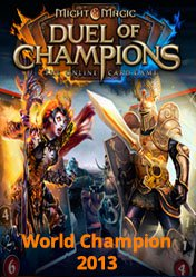 Buy Might & Magic Duel of Champions World Champion 2013 pc cd key for Uplay