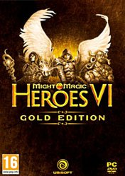 Buy Cheap Might & Magic Heroes VI Gold Edition PC CD Key