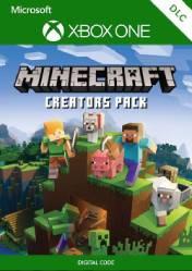 Buy Cheap Minecraft Creators Pack XBOX ONE CD Key