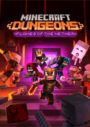 Buy Cheap Minecraft Dungeons Flames of the Nether PC CD Key