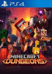 Buy Cheap Minecraft Dungeons PS4 CD Key