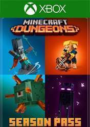 Buy Cheap Minecraft Dungeons Season Pass XBOX ONE CD Key