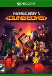 Buy Minecraft Dungeons XBOX ONE CD Key
