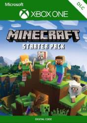 Buy Cheap Minecraft Starter Pack XBOX ONE CD Key