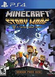 Buy Cheap Minecraft Story Mode PS4 CD Key