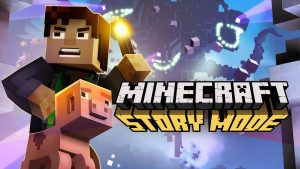Minecraft Story Mode: the first three episodes are now playable on Netflix