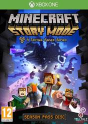 Buy Minecraft Story Mode XBOX ONE CD Key