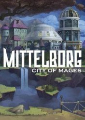 Buy Mittelborg: City of Mages pc cd key for Steam