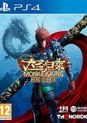 Buy Cheap MONKEY KING: HERO IS BACK PS4 CD Key