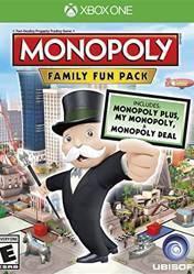 Buy Cheap Monopoly Family Fun Pack XBOX ONE CD Key